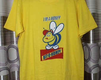 Vintage Bit O Honey I'm A Honey T-shirt 50-50