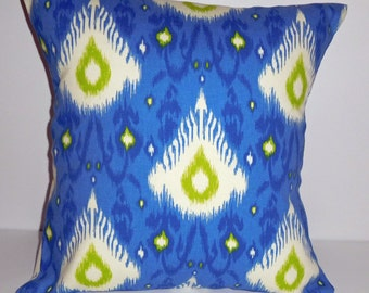 Ikat Pillow Covers/decorative pillows/throw pillows/toss pillows/pillow covers/ikat pillows/throw pillow covers/16 inch pillow cover