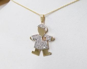 Baby Boy Mom Jewelry Etsy