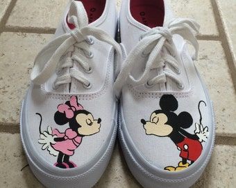 Mickey and Minnie Inspired Keds - CHILD