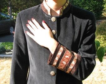 Vintage Kenzo Jacket - Jungle Kenzo Jacket - Designer Jacket - Size XS