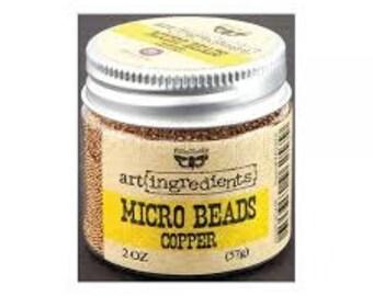 Prima Micro Beads Copper