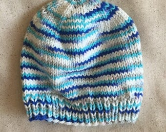 Baby Knit Slouchy Hat