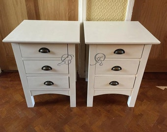 Request for Custom Bedside Tables Nightstands Shabby Chic Farmhouse Country Cottage Style Urban Disney Made for you One of a Kind