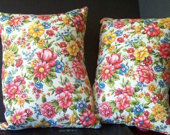 FLOWER PILLOW! -  HOME, Couch, Bed, Love Seat, Day Bed!