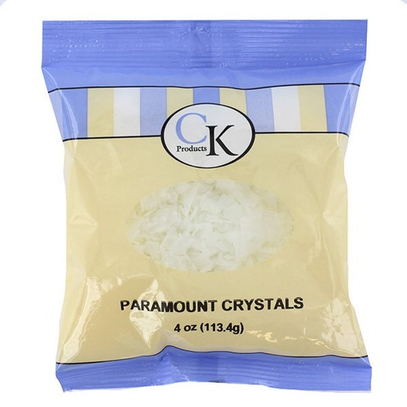 paramount crystals how to use