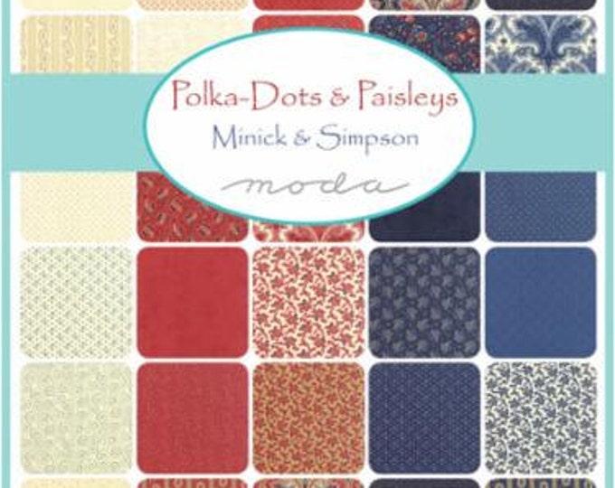 Polka Dots and Paisleys - Jelly Roll