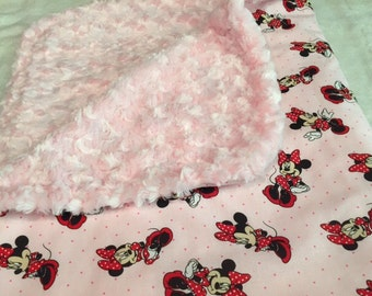 Minnie Mouse blanket