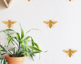 Honey Bee - WALL DECAL