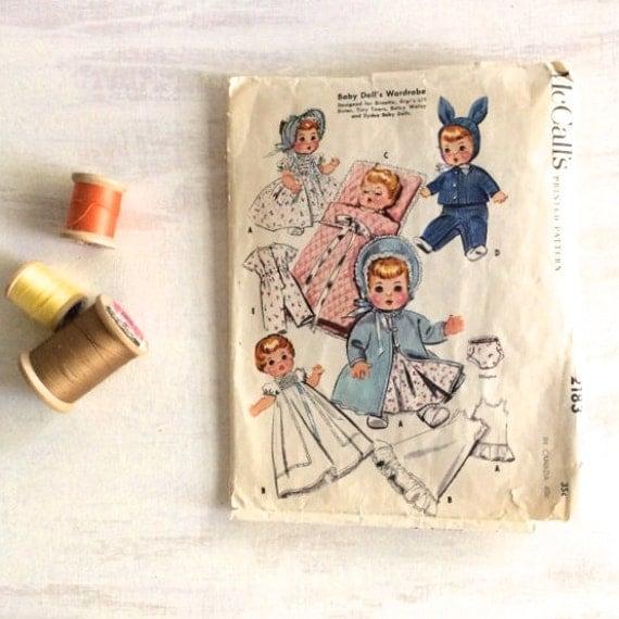 Vintage Baby Sewing 65