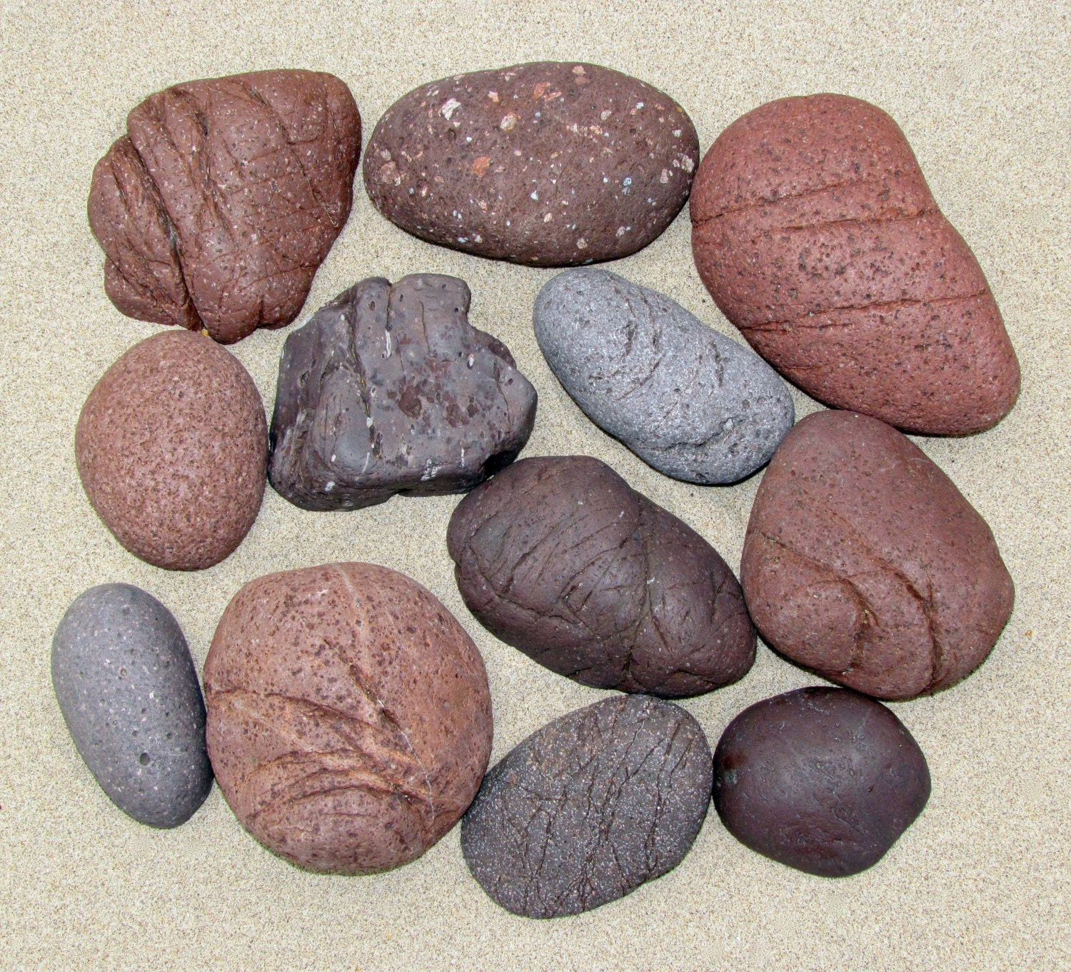 What Are Basalt Stones : Large basalt rocks stones up to for