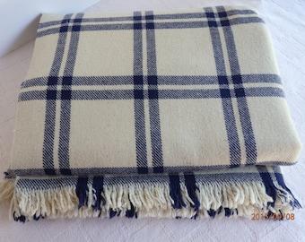 Vintage Woolen Blanket.