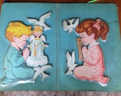 Dolly Toy Nursery Pin Ups Little Angels In Packaging
