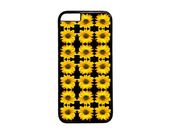 Sunflowers Cute Flowers Case Cover for iPhone 4 4s 5 5s 5c 6 6s 6 Plus iPod Touch  case