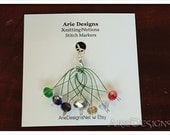 Stitch Markers - Green...