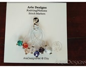 Stitch Markers - White...