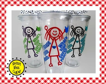 I Shape Little Minds. Whats Your SUPERPOWER? Preschool Teacher Gift, Daycare Provider acrylic cup, Funny Teacher Gift, Acrylic Tumbler