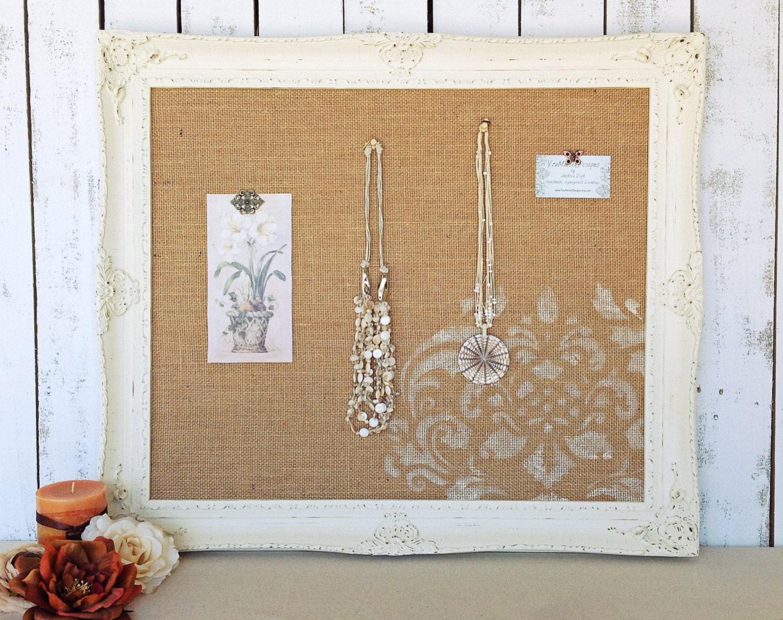 Framed Cork Board Pin Board Bulletin Board By Youmatterdesigns