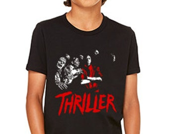 Thriller Zombie Youth Tee 3001Y