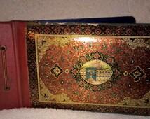 Vintage Iran/Qajar/Persian Photo Album