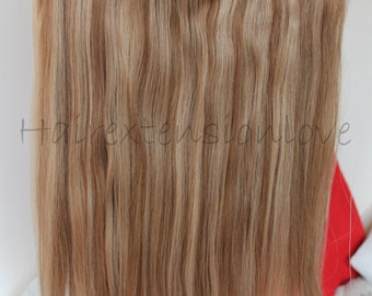 "20"" 160g Magic-HALO-Miracle wire Remy Human Hair extensions/  !! Thick from top to bottom!! WOW"