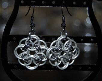 Helm Flower Earings