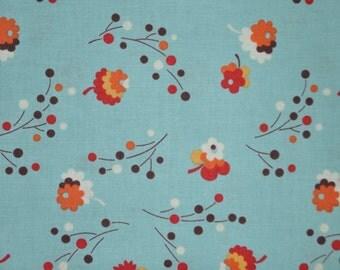 Blue Posies - Flea Market Fancy - Denyse Schmidt - Cotton Fabric