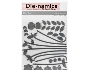 My Favorite Things Die-Namics Dies ~ Fresh Cut Flowers ~ MFT530 DISCONTINUED!