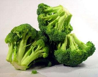 Broccoli- Early Fall Rapini- 100 Seeds