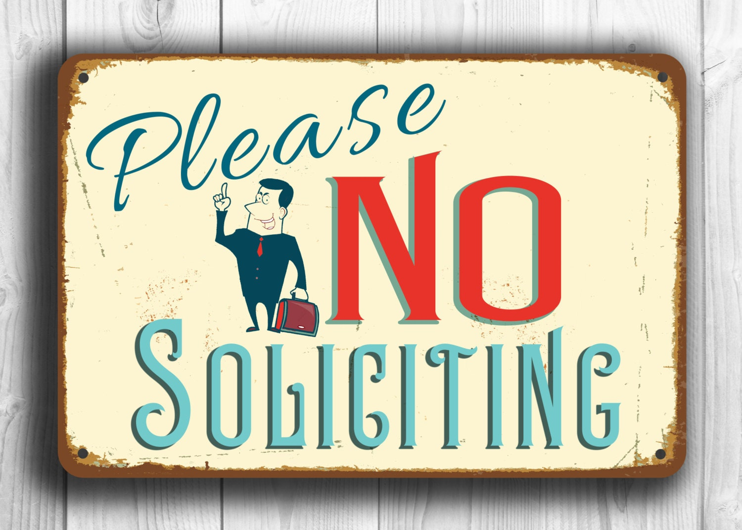 It is a graphic of Persnickety Free Printable No Soliciting Sign