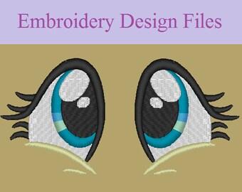 MLP:FiM Happy Fluttershy Eye PES set