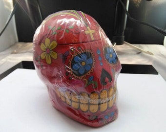 sugar skull, day of the dead,