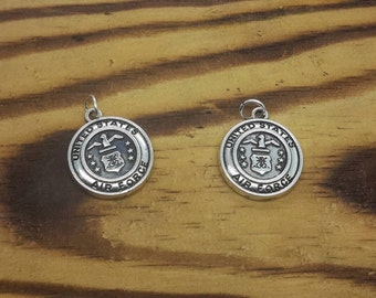 United States Air Force Charms