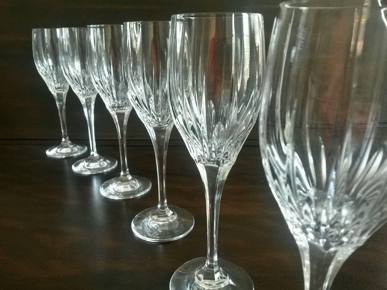 Mikasa Arctic Lights Wine Glasses S 6