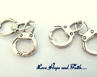 5 charms HANDCUFFS