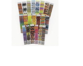 Deluxe Pencil Assortment 100 Pieces, Pencils For Birthday Party Favors Or School Events, School Pencils For Writing Or Rewards For Children