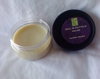 Natural Nail & Cuticle Salve (NNCS2015)