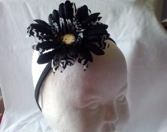 Zebra Print Headband (ZBSHB0215)