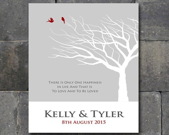 First st anniversary gift wedding for couples