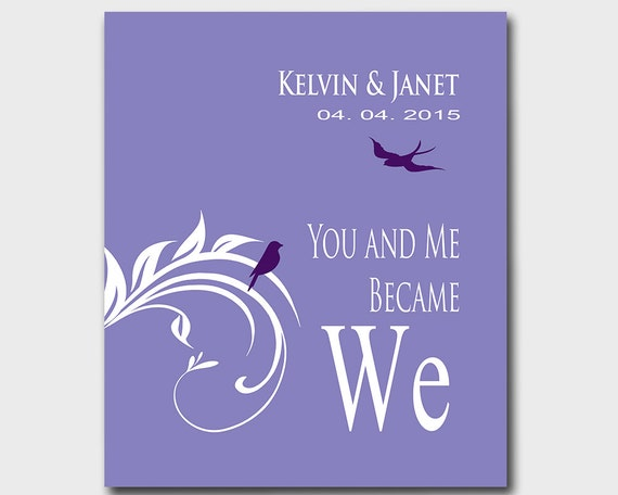 Gift For First Wedding Anniversary Couple: First 1st Anniversary Gift Gift For Couples Wedding Gift