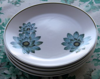 Vintage 1960's Noritake Progression Day Dream 904 Side plates