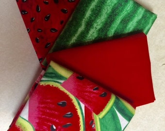 Watermelon fat Quarter Bundle