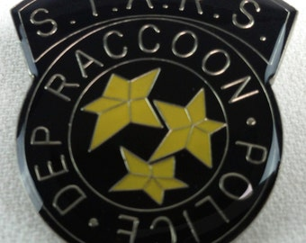 Resident Evil Raccoon City Police - STARS - Pin