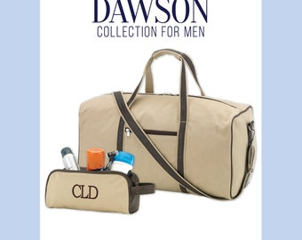 Dawson Collection Duffel & Toiletry Bags
