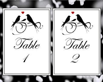 gold table number holders number place card stands set of 6. Black Bedroom Furniture Sets. Home Design Ideas