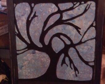 Silouette Tree