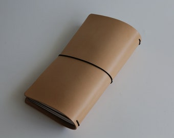 5-6oz WC Leather Journal Cover - Undyed