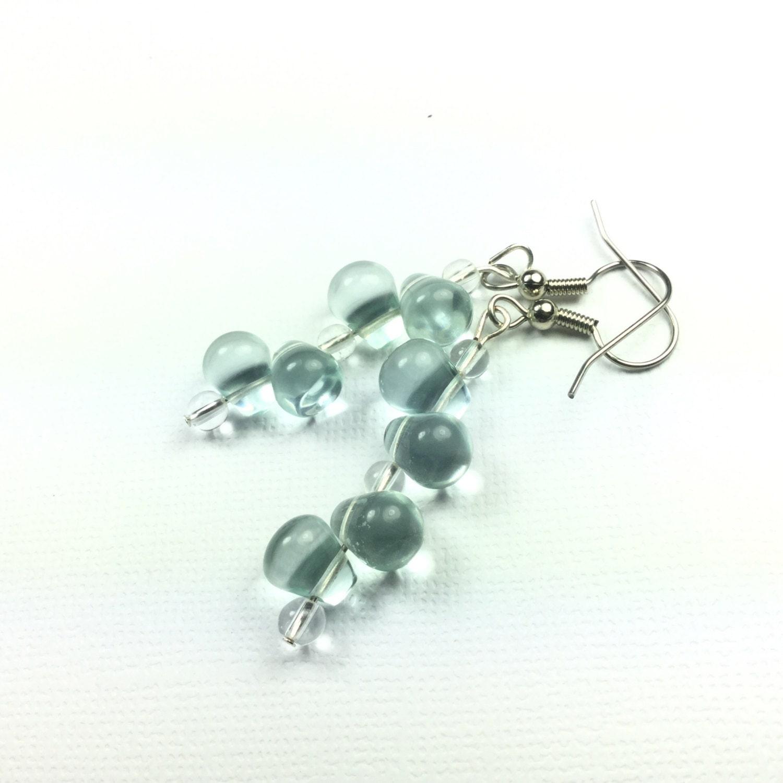 sparkle aquamarine quartz quartz by catchytreasures