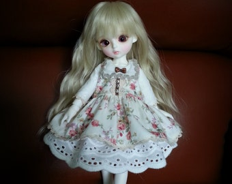 Sweet flower dress for YOSD  size