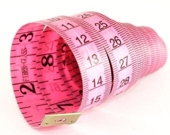 Pink tape measure - JR07917